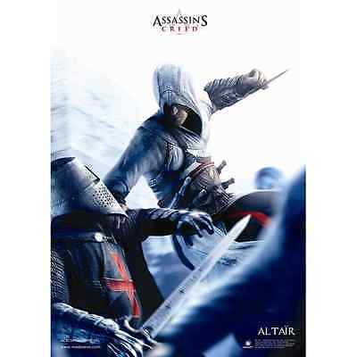 Assassin's Creed Altair mod. 2 Poster 70x100 MEDIOEVO