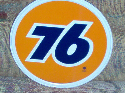 Union 76 Nostalgic round Tin Sign #793 Gas & Oil Mancave Garage