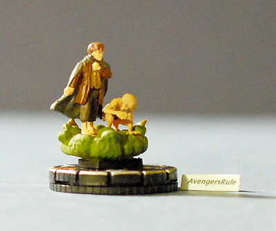 LOTR Heroclix The Two Towers 036 Frodo and Gollum