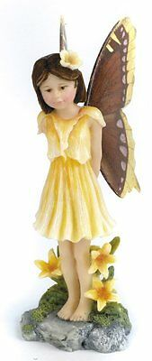 The Fairy Way Days of The Week Butterfly Fairies Figurines