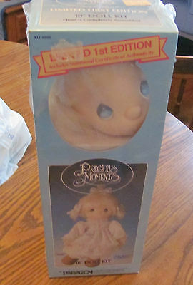 Precious Moments Doll Kit Limited Edition SEALED 1985