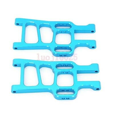 108019 Blue HSP Front Lower Suspension Arm For RC 1:10 Car Monster Truck 08005