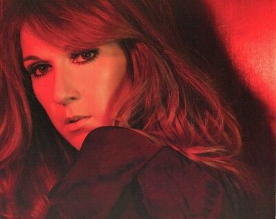 CELINE DION 8x10 Photo!!! The Colosseum at Caesar's Palace 2013 Merch Booth #2