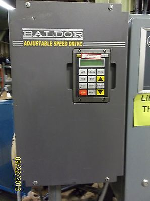 Baldor Adjustable Speed Drive