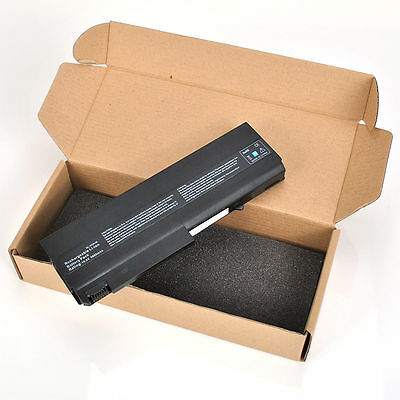 New 9 Cell Battery for HP Compaq Business Notebook NC6400 NX5100 NX6100 NX6300