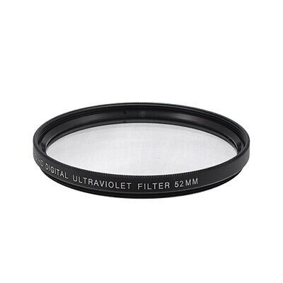 Bower 52mm UV Digital Multi-Coated Lens Glass Filter NEW