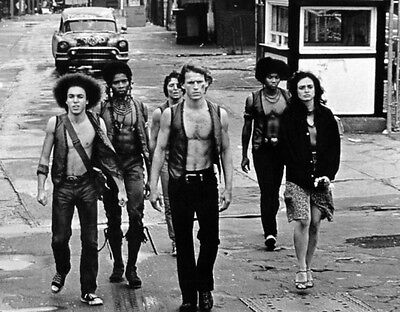 The Warriors 1979 Classic Cast Movie 8X10 Photo Ajax + Cast - Must Have!