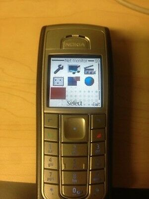 Nokia 6230 Netmon Engineering Mobile