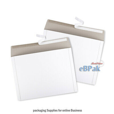 100 700GSM A3 RIGID Mailer 330x450mm Envelope - Hard Envelope for Photo Film