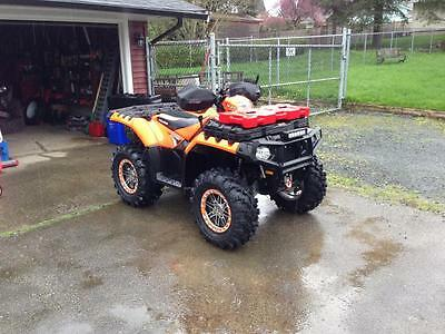 2009 Polaris Sportsman XP 550_EPS Workshop Manual on CD