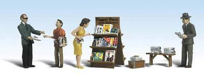 NEW Woodland Scenics Newsstand O A2740