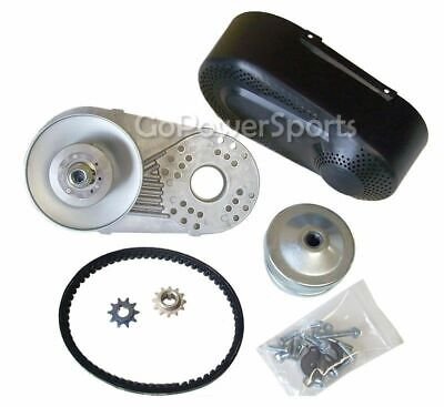Go-kart Torque Converter Kit replaces Comet TAV2 12T #35, 10T #41 218353-