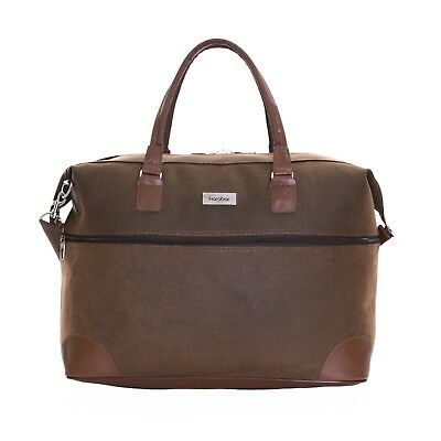 Ryanair Cabin Leather Style Travel Carry On Luggage Tote Weekender Holdall Bag