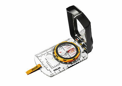 Silva Sweden Expedition S Compass For Sighting Hiking Camping 36827 Night Use MS