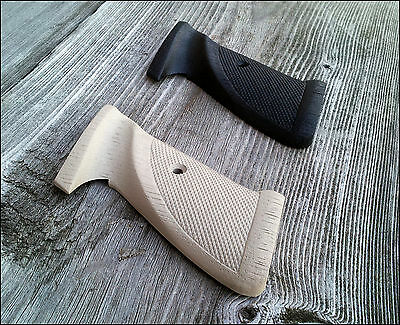The Crosman Grips Listing - Black, Brown, Marauder Pistol, Silhouette Sticky Tan