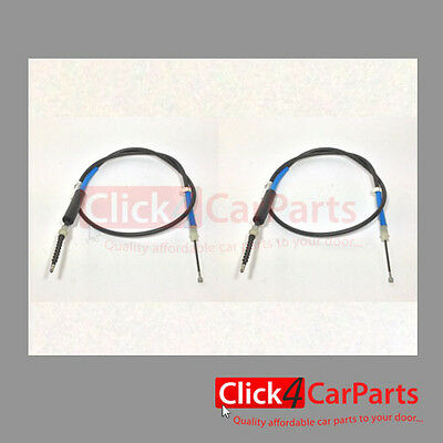 Ford Mondeo Mk3 2001-2007 Rear Pair Hand Brake Cables