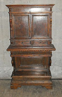 16th Century Antique Italian Cabinet in Excellent condition