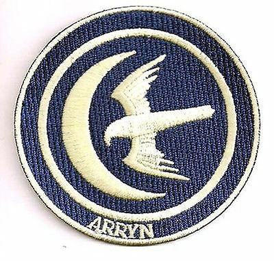 Game of Thrones House Arryn Iron On/Sew On Patch Official Licensed Product