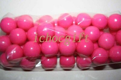 400g DECORATOR BUBBLE GUM BALLS (please choose color)