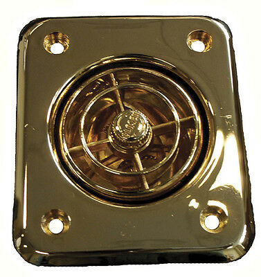 Gold AC Heater vent to suit Kenworth B&G-Cab 104,104B,108 Mayfit earlier model