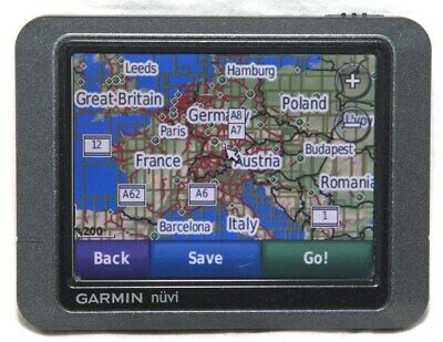 GARMIN NUVI 200 GPS Navigation +2019 Russia Map & 2019 UK ...