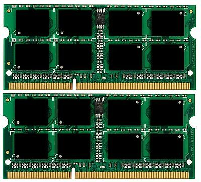 New! 16GB 2X 8GB Memory Sodimm PC3-8500 DDR3-1066MHz for APPLE