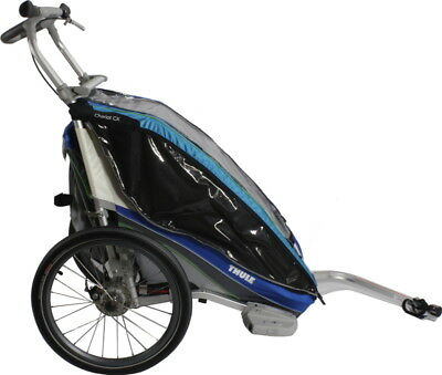 Thule Chariot Cx1 Blue Child Bike Carrier