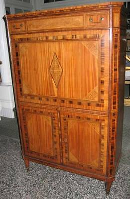 Early 19th Century English Rosewood Secretaire