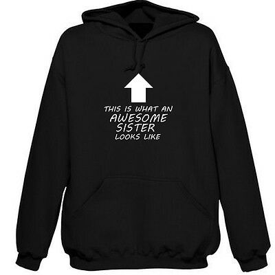 Best Sister Hoodie Awesome For Sale Big Sis Daughter Brother Mothers Day Auntie