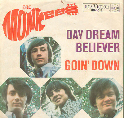 Monkees - Daydream believer/Goin' down