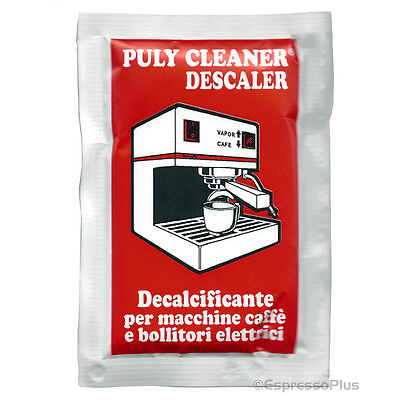 Puly / Puly Caff Cleaner Descaler Espresso Machine Cleaner  - 30 Gram Packet