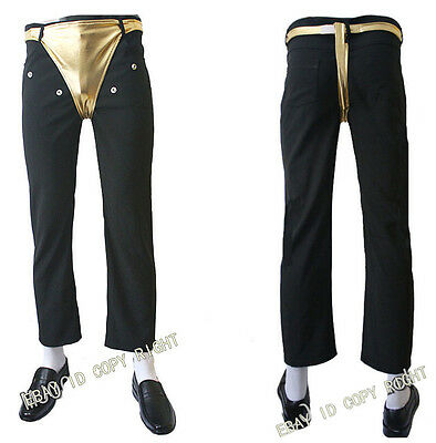 The Best Michael Jackson Mj  Bad Trousers Cropped Nine Pants  For Performance