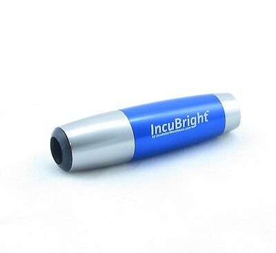 IncuBright™ Cool Light Egg Candler & Tester | Ultra Bright, Rubber Sealing Ring