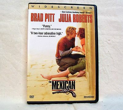 The Mexican DVD Used