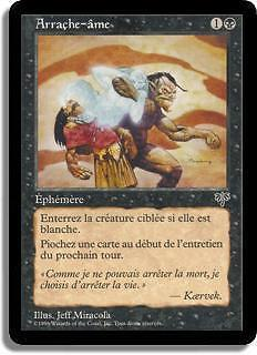 4x Ravenous Vampire MTG Mirage NM Magic Regular