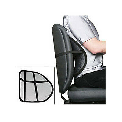 Air Flow Net Seat Cushion Back Support Car Home Office