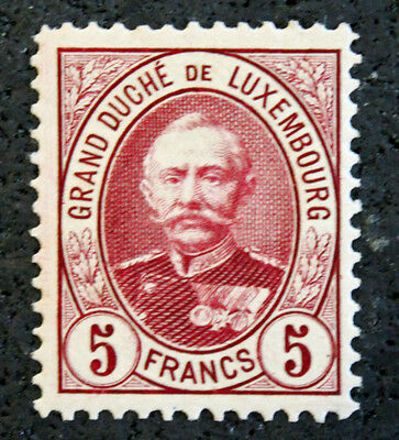 LUXEMBOURG timbres/Stamps Yvert et Tellier n°68 n* (cyn8)