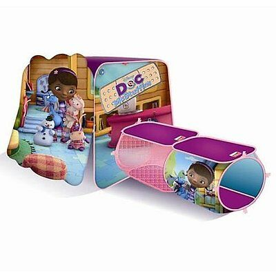 Playhut Doc Mcstuffins Discovery Hut Tent Adventure Playhouse Indoor Outdoor New