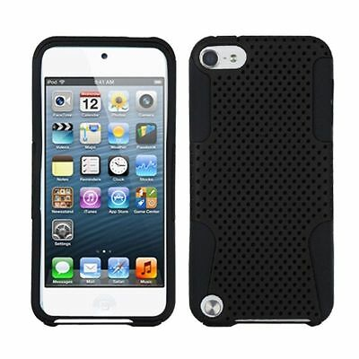 Black/Black Astronoot Case Cover For APPLE iPod touch 6th 5th generation