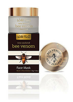 Wild Ferns New Zealand Bee Venom Face Mask 50g