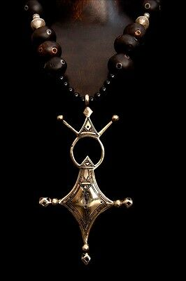 Cross Of Agadez Necklace