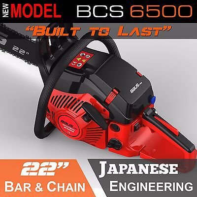 NEW BAUS Pole Chainsaw Brush Cutter Whipper Snipper Hedge Trimmer Tree Chain Saw