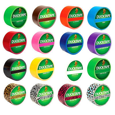 Duck Tape Colours - Assorted Colours - Duct Tape