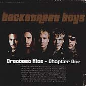 Backstreet Boys - Greatest Hits - Chapter One (2001)  CD NEW/SEALED  SPEEDYPOST
