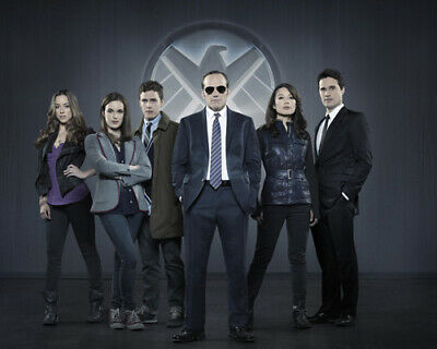Agents of SHIELD [Cast] (53188) 8x10 Photo