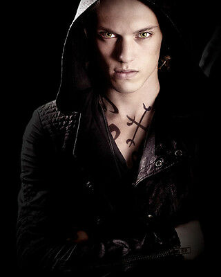 Campbell Bower, Jamie [The Mortal Instruments City of Bones] (53136) 8x10 Photo