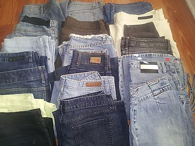 "Wholesale Jeans Mixed brands and sizes - Preowned Grade ""A"""