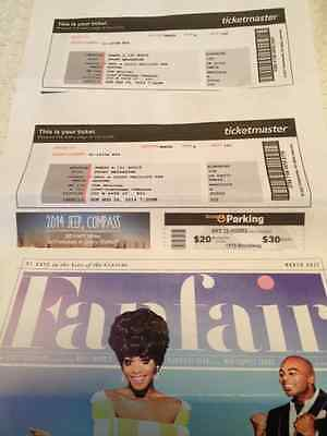 2 tickets to Motown - The Broadway Musical at Lunt-Fontanne NYC