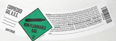 Lot Of 50 - Ratermann Rll-Cgnos3Bl Un1956 Shoulder Label