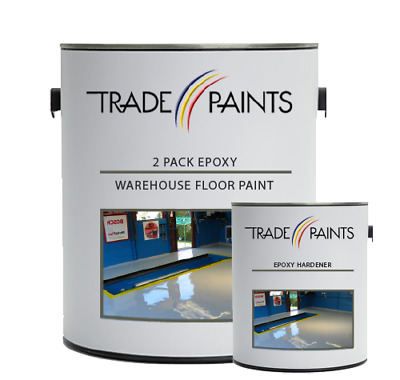Two Pack Epoxy Floor Paint